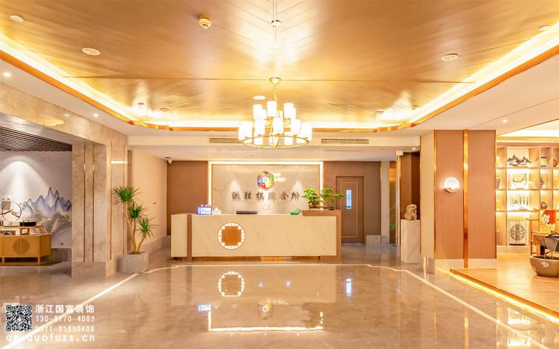 杭州棋牌店设计